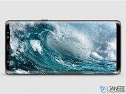 محافظ صفحه نمایش نیلکین سامسونگ Nillkin 3D AP+Pro Samsung Galaxy Note 8