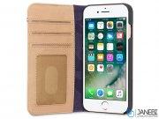 کیف محافظ چرمی دیکودد آیفون Decoded Leather Wallet Case Apple iPhone 8/7