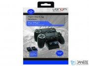 استند و شارژر دسته پلی استیشن Venom Twin Docking Station Sony Playstation 4