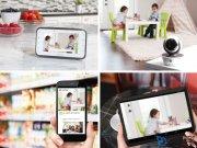 دوربین نظارتی کنترل کودک موتورولا Motorola MBP854S Baby Monitor Camera