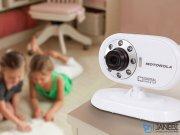 دوربین نظارتی کنترل کودک موتورولا Motorola MBP26 Baby Monitor Camera