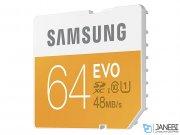 رم SD سامسونگ sdxc 64GB