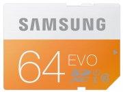 کارت حافظه اسدی سامسونگ Samsung EVO SD sdxc Memory Card 64GB