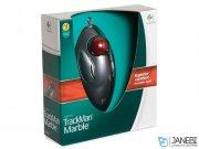 موس اپتیکال لاجیتک Logitech Trackman Marble