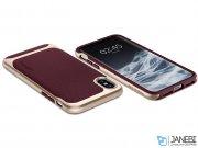 قاب محافظ اسپیگن آیفون Spigen Neo Hybrid Case Apple iPhone X