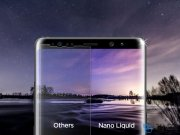 محافظ صفحه نمایش مایع گوشی و تبلت اسپیگن Spigen Screen Protector GLAS.tR Nano Liquid