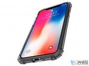 قاب محافظ اسپیگن آیفون Spigen Crystal Shell Case Apple iPhone X