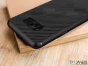 قاب محافظ فیبر نیلکین سامسونگ Nillkin Synthetic Fiber Case Samsung S8 Plus