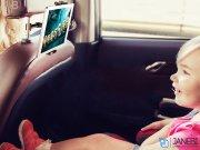 پایه نگهدارنده گوشی بیسوس صندلی عقب خودرو Baseus Backseat Car Mount