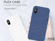 قاب محافظ آیفون Nillkin Liquid Silicone Flex Case Apple iPhone X