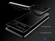 قاب محافظ راک سامسونگ Rock Clarity Case Samsung Galaxy Note 8