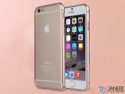 بامپر آلومینیومی بیسوس آیفون Baseus Beauty Arc Series Apple iPhone 6/6s