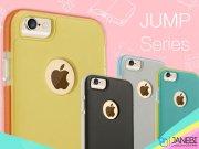 قاب محافظ بیسوس آیفون Baseus Jump Case Apple iPhone 6/6S