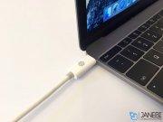 مبدل تایپ سی به گیگابیت اترنت کنکس Kanex USB-C to Gigabit Ethernet Adapter