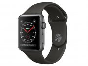 اپل واچ سری 3 مدل Apple Watch 42mm GPS Space Gray Aluminum Case Gray Sport Band