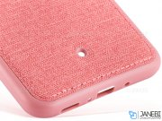 قاب محافظ طرح پارچه ای اچ تی سی Protective Cover HTC U11