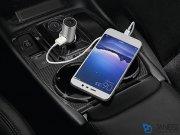 شارژر فندکی و هندزفری شیائومی Xiaomi Coowoo Car Charger And Handsfree