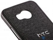 قاب محافظ طرح پارچه ای اچ تی سی Protective Cover HTC One ME