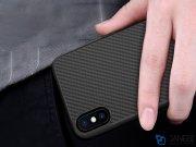 قاب محافظ فیبر نیلکین آیفون Nillkin Synthetic Fiber Case Apple iPhone X
