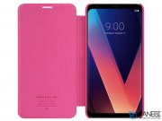 کیف نیلکین ال جی Nillkin Sparkle Leather Case LG V30