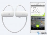 موزیک پلیر و هدفون بی سیم سونی Sony Wearable Music Player SSE-BTR1