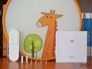 لامپ سقفی هوشمند شیائومی طرح عروسکی Xiaomi Yeelight Smart LED Children Ceiling Lamp