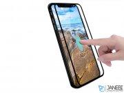 محافظ صفحه نمایش شیشه ای آیفون MRYES 3D iPhone X