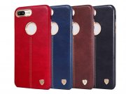قاب محافظ چرمی نیلکین آیفون Nillkin Englon Apple iPhone 8 Plus