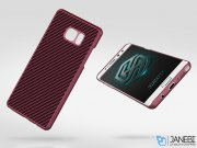 قاب محافظ فیبر نیلکین سامسونگ Nillkin Synthetic Fiber Case Samsung Galaxy Note FE