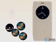کیف محافظ نیلکین سامسونگ Nillkin Sparkle Case Samsung Galaxy Note FE