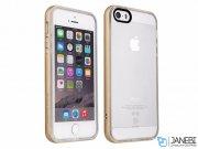 محافظ ژله ای بیسوس آیفون Baseus Apple iPhone SE/5/5s