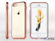 محافظ ژله ای توتو دیزاین آیفون Totu Design Electro Plating Case Apple iPhone 5/5S/SE
