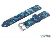 بند چریکی ساعت هوشمند سامسونگ Samsung Gear S3 Camo Band