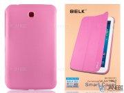 کیف هوشمند چرمی بلک سامسونگ Belk Smart Cover Samsung  Galaxy Tab 3 7.0 T210/T211