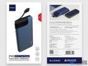 پاور بانک شارژ سریع راک Rock QC3.0 Quick Charge 10000mAh Power Bank