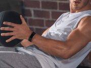 دستبند هوشمند فیت بیت Fitbit Charge 2 Heart Rate And Fitness Wristband Large