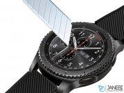 محافظ صفحه نمایش شیشه ای سامسونگ Coteetci 3D Glass Samsung Gear S3