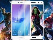 محافظ صفحه نمایش شیشه ای تمام صفحه رمو هواوی Remo 3D Glass Huawei Y5 2017
