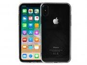 محافظ شیشه ای - ژله ای آیفون Apple iPhone X Transparent Cover