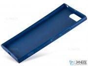 قاب محافظ طرح پارچه ای سونی Protective Cover Sony Xperia XZ Premium