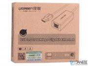 مبدل یو اس بی به شبکه یوگرین Ugreen CR111 USB3.0 Ethernet Network Adapter