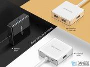هاب یو اس بی 4 پورت یوگرین Ugreen US168 4 Ports USB 3.0 Hub