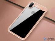 قاب محافظ راک آیفون Rock Clarity Series Case Apple iPhone X