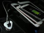 شارژر فندکی یوگرین Ugreen CD124 29W 3 Port USB Car Charger