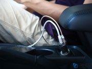 شارژر فندکی یوگرین Ugreen CD114 20392 2 ports Dual-USB Car