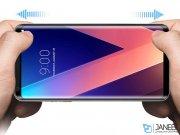 محافظ صفحه نمایش شیشه ای تمام صفحه رمو ال جی Remo 3D Glass LG V30