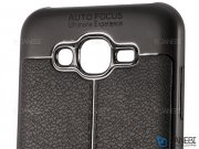 قاب ژله ای طرح چرم سامسونگ Auto Focus Jelly Case Samsung Galaxy J7 Nxt