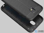 قاب ژله ای طرح چرم سامسونگ Auto Focus Jelly Case Samsung Galaxy J5 Pro