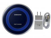 شارژر وایرلس با کابل و آداپتور سامسونگ Samsung Fast Wireless Charging Pad Special Edition