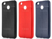 قاب ژله ای طرح چرم شیائومی Auto Focus Jelly Case Xiaomi Redmi 4X